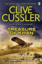 Cussler, Clive Treasure of Khan