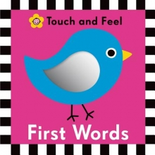 Priddy, Roger Touch and Feel First Words