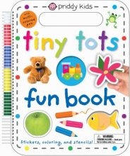 Tiny Tots Fun Book
