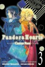 Jun Mochizuki PandoraHearts ~Caucus Race~, Vol. 3 (light novel)