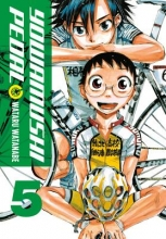 Watanabe, Wataru Yowamushi Pedal 5
