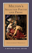 John Milton,   Jason P. Rosenblatt Milton`s Selected Poetry and Prose
