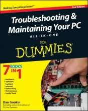 Gookin, Dan Troubleshooting and Maintaining Your PC All-in-One For Dummies�