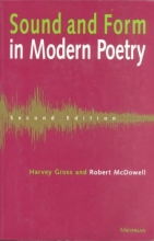 Harvey Gross,   Robert McDowell Sound and Form in Modern Poetry