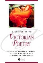 Cronin, Ciaran A Companion to Victorian Poetry