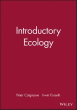 Peter Cotgreave,   Irwin Forseth Introductory Ecology