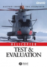 Cooke, Alastair Helicopter Test and Evaluation