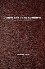 Baum, Lawrence Judges and Their Audiences - A Perspective on Judicial Behavior