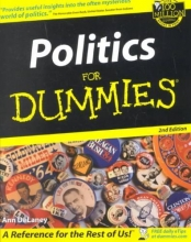 Ann Delaney Politics For Dummies