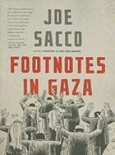 Sacco, Joe Footnotes in Gaza