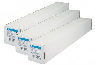 , Inkjetpapier HP Q1404A 610mmx45,7m 90gr universal coated