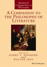 Hagberg, Garry L Companion to the Philosophy of Literature