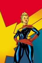 Kelly,Sue Deconnick/ Soy,D. Captain Marvel
