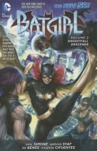 Simone, Gail Batgirl 2