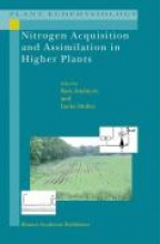 Sara Amancio,   Ineke Stulen Nitrogen Acquisition and Assimilation in Higher Plants