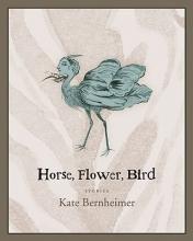 Bernheimer, Kate Horse, Flower, Bird