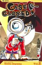 Aoyama, Gosho Case Closed, Volume 2