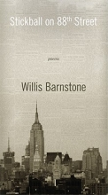 Barnstone, Willis Stickball on 88th Street