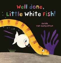 Guido  Van Genechten Well done, little white fish