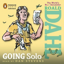Dahl, Roald Going Solo