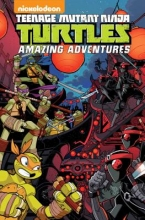 Manning, Matthew K.,   Goellner, Caleb Teenage Mutant Ninja Turtles Amazing Adventures 3