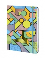 Bookblock Circles - Supermundane - Lined/Plain/Dot Grid