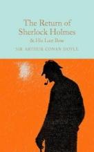 Sir,Arthur Conan Doyle Collector`s Library Return of Sherlock Holmes & His Last Bow
