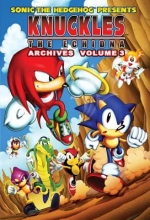 Sonic Scribes Sonic the Hedgehog Presents Knuckles the Echidna Archives, Volume 3