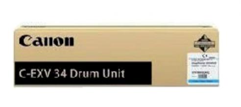 , Drum Canon C-EXV 34 Blauw