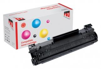 , Tonercartridge Quantore HP CB435A 35A zwart