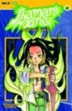 Takei, Hiroyuki Shaman King 17