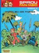 Franquin, André Spirou und Fantasio Spezial 2. Spirou bei den Pygmen