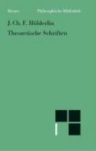 Hölderlin, Friedrich Theoretische Schriften