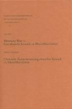 Rupp, Vera Wetterauer Ware - Chemische Zusammensetzung