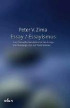 Zima, Peter V. Essay Essayismus