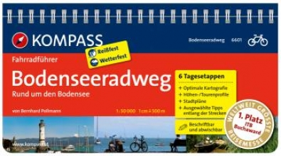 Pollmann, Bernhard FF6601 Bodenseeradweg Kompass