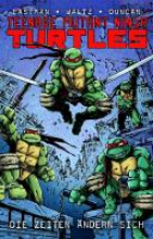 Eastman, Kevin Teenage Mutant Ninja Turtles