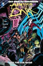 Lemire, Jeff Justice League Dark 03: Der Tod der Magie