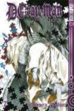 Hoshino, Katsura D.Gray-Man 07
