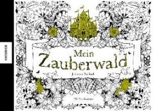 Basford, Johanna Mein Zauberwald