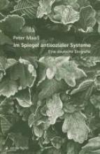 Maaß, Peter Im Spiegel antisozialer Systeme