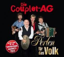Die Couplet-AG Perlen für das Volk CD