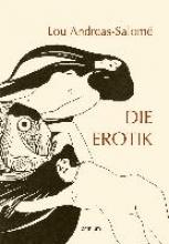 Andreas-Salomé, Lou Die Erotik
