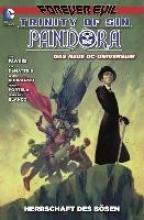 Fawkes, Ray Trinity of Sin Pandora