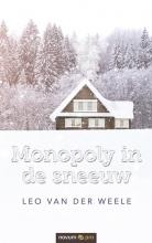 Leo van der Weele Monopoly in de sneeuw
