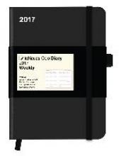 Cool Diary Wochenkalender Black 2017 16x22