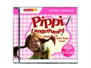 Lindgren, Astrid Pippi Langstrumpf Hörspiel 03