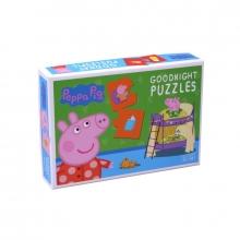 , Peppa Pig Puzzel welterusten