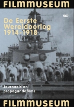 Journaals en propagandafilms Van 1914 tot 1918.