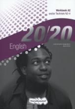 Linda  Chaudron-Hoogenboom, Aysun  Yilmaz 20/20 English sector techniek n3-4 Werkboek A2